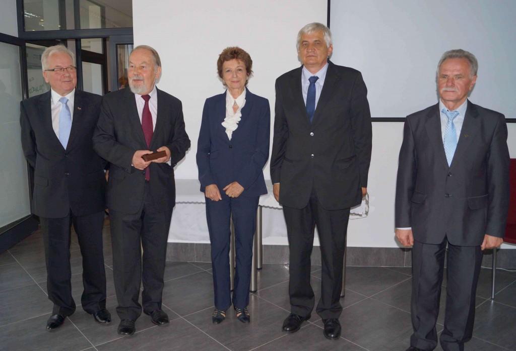 08 od lewej HenrykSzubstarski,JanuszMałłek ,Ewa Blank Obitz , Zbigniew Wróblewski ,Władysław Kubiński
