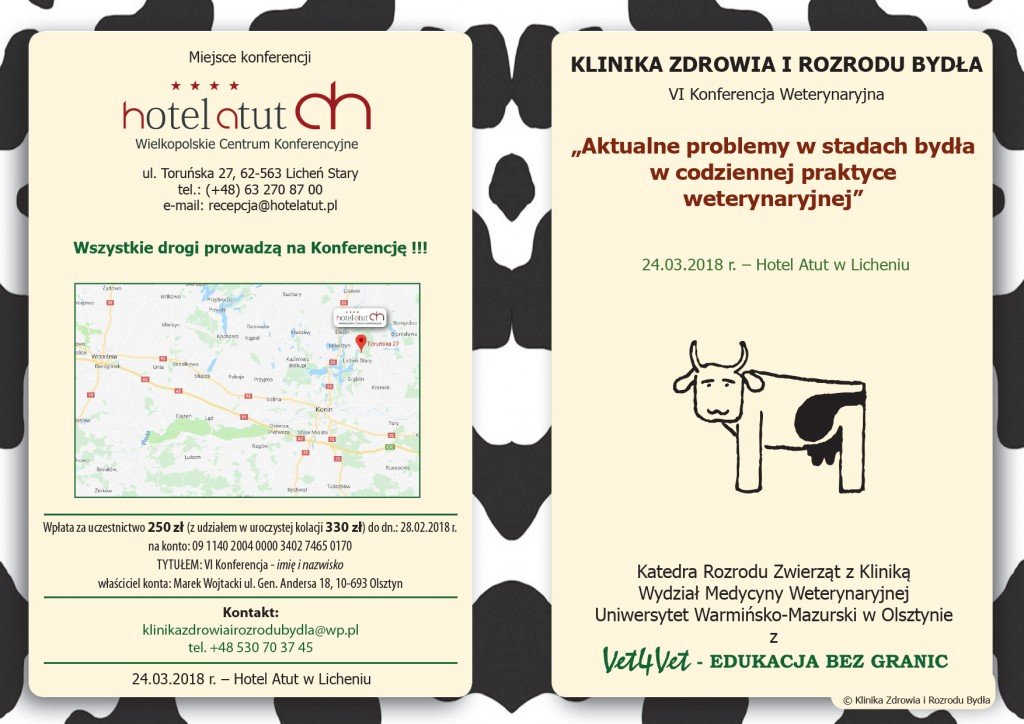 zaproszenie Licheń dojazd i rejestracja