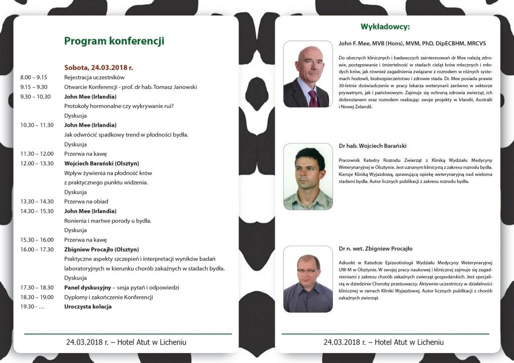 zaproszenie Licheń mówcy i tematy
